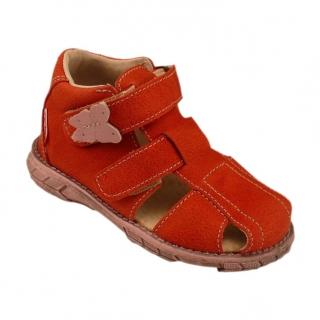 cf470e5ba2b Letní obuv 1201-červená - vel. 20